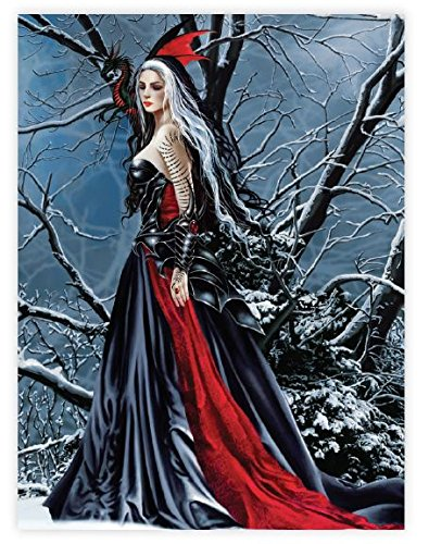 Ceaco Nene Thomas Collection Shadows of Snow Puzzle