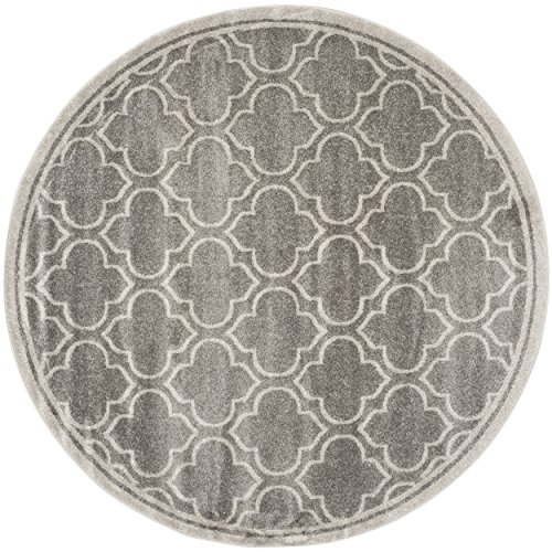 9 Ft Round Outdoor Rugs - 2