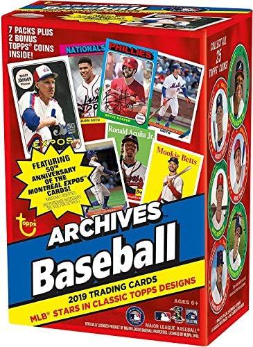 Topps Archives Baseball Retail Blaster product image