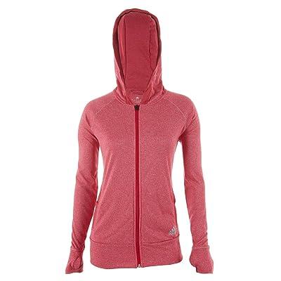 Adidas Bf Fz Hood Womens