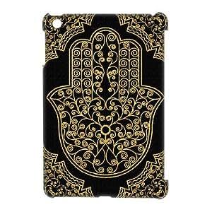 Customized Durable Case for Ipad Mini 3D, Hamsa Hand Phone Case - HL-R647384