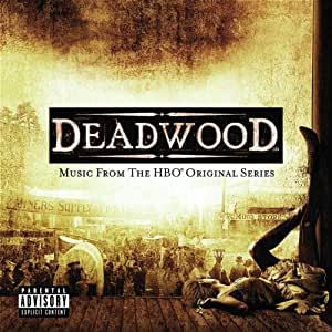 various artists deadwood music from hbo original series music. Black Bedroom Furniture Sets. Home Design Ideas