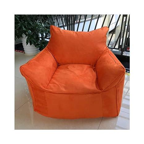 Astounding Amazon Com Hongteng Multi Color Lazy Couch Tatami Bean Bag Short Links Chair Design For Home Short Linksinfo