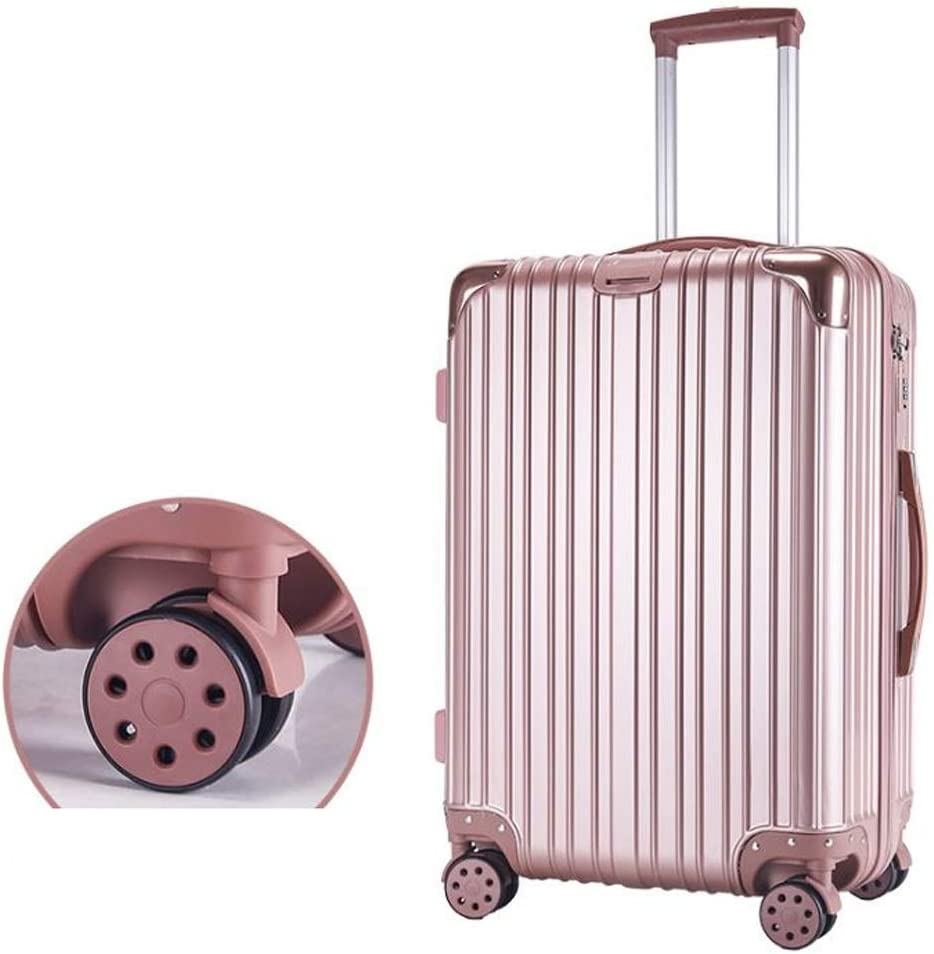 Color : Local Gold, Size : 28 20 Carry-On /& 28 Checked Suitcase Minmin-lgx Luggage Lightweight Hardside 4-Wheel Spinner Luggage Set