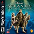 Walt Disney's Atlantis: the Lost Empire