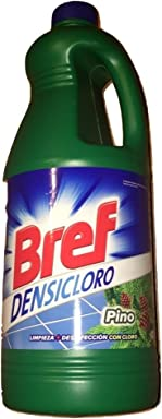 Bref Densicloro Clean. Desinfection.with Bleach Pine Scent