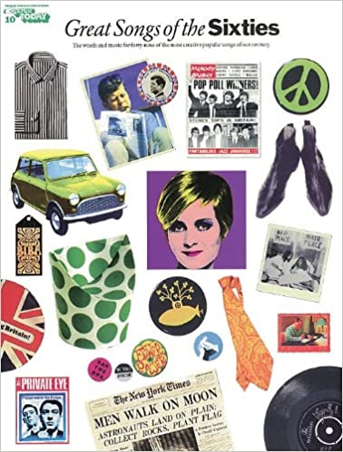 E Z Play Today 10 Great Songs Of The Sixties Sheet Music For