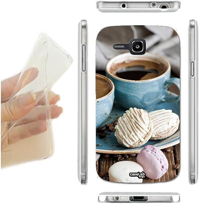 caselabdesigns carcasa funda blanda Repostería Caffe Para Huawei ...
