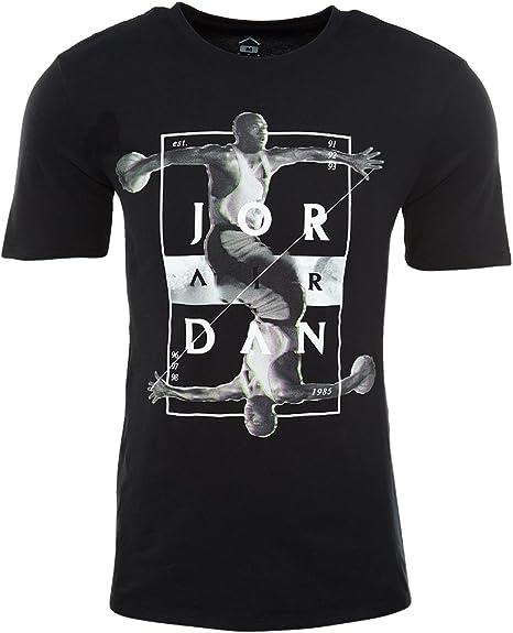 Jordan Din¨¢mico camiseta para hombre estilo: 801568-010 Tama?o: L: Amazon.es: Ropa y accesorios