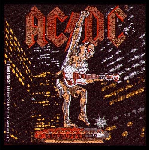 AC/DC - Patch Stiff Upper Lip (in 10 cm x 9 cm) by AC/DC