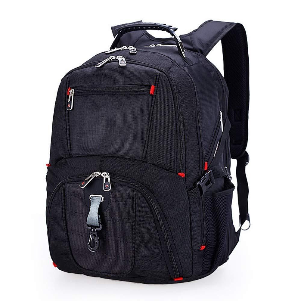 TDPYT Männer Und Frauen Schultertasche USB-Lade-Rucksack 17 Zoll B07HHRXQZ9 Wanderruckscke Hervorragender Stil