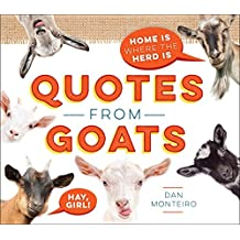 Quotes from Goats: Home Is Where the Herd Is