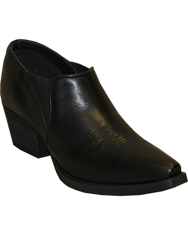 Abilene Women's Rawhide by Shoe Boot Snip Toe - 5070
