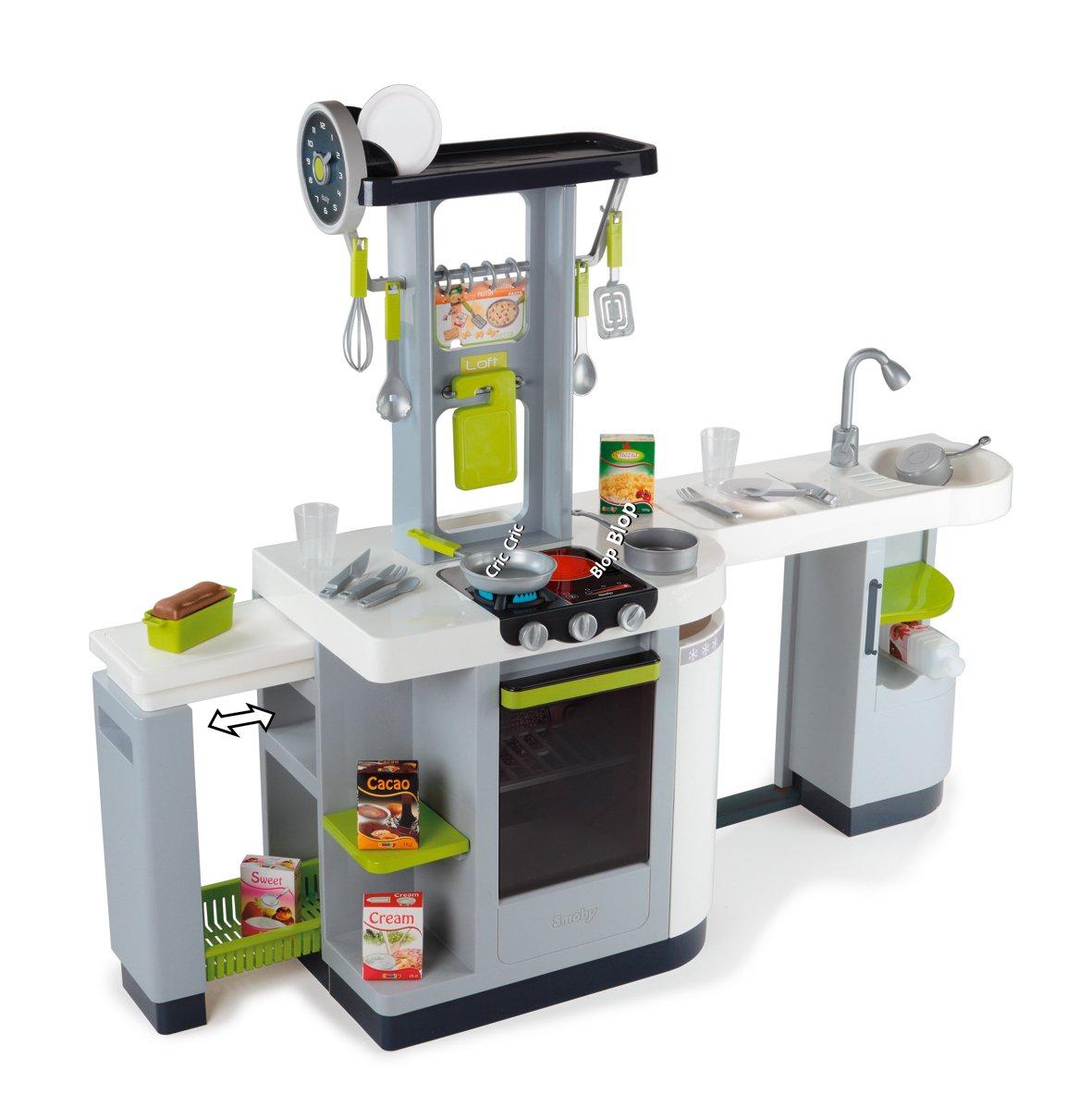 Smoby 24131 - Loft Küche: Amazon.de: Spielzeug
