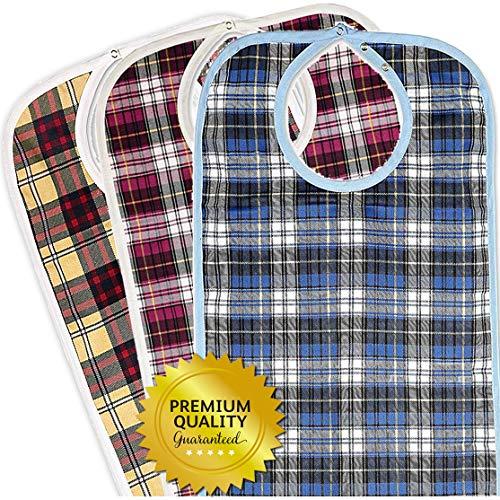 Medokare Adult Bib Clothing Protector product image