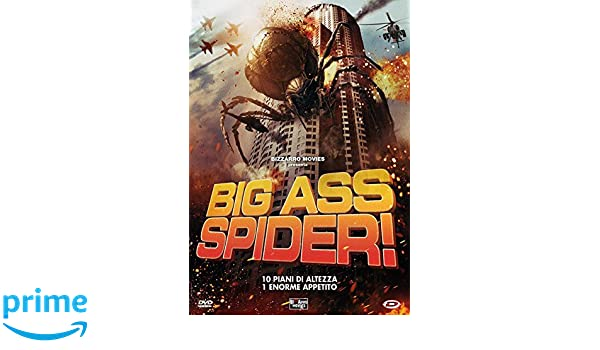 Big Ass Spider [Italia] [DVD]: Amazon.es: Greg Grunberg, Lin Shaye, Mike Mendez: Cine y Series TV