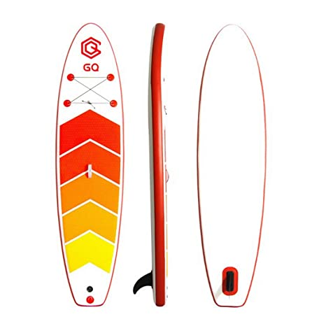 JINHONGH 10.9Soft Top Surfboard Stand Up Paddle Board Tabla de ...