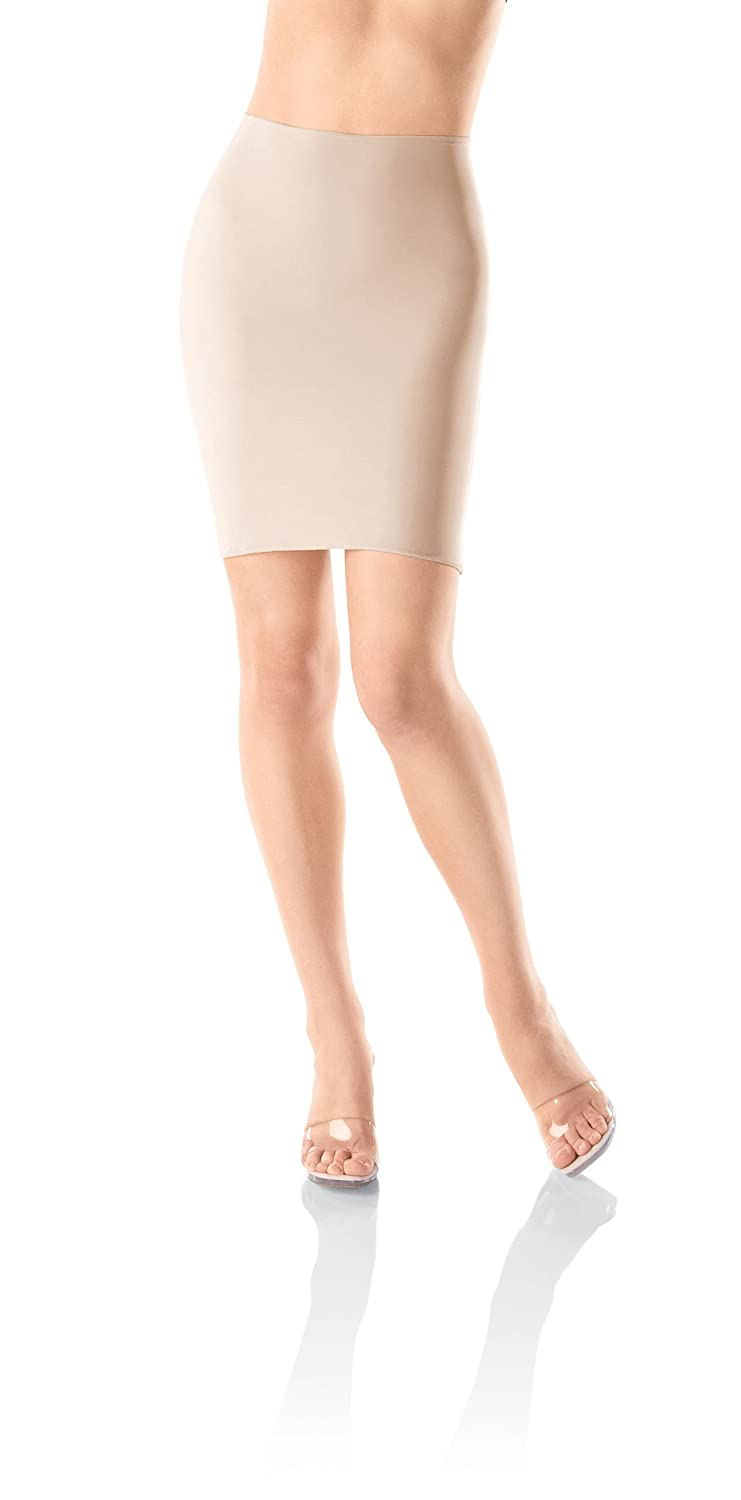b86c8e6678 Sock Snob Ultimate Shaping Slimming Skirt Slip with Magicwear Technology 18  us Nude Marks and Spencers.  23.10. Spanx Hide   Sleek Half Slip X-Large