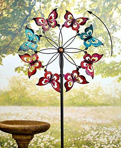 Butterfly Garden Spinner