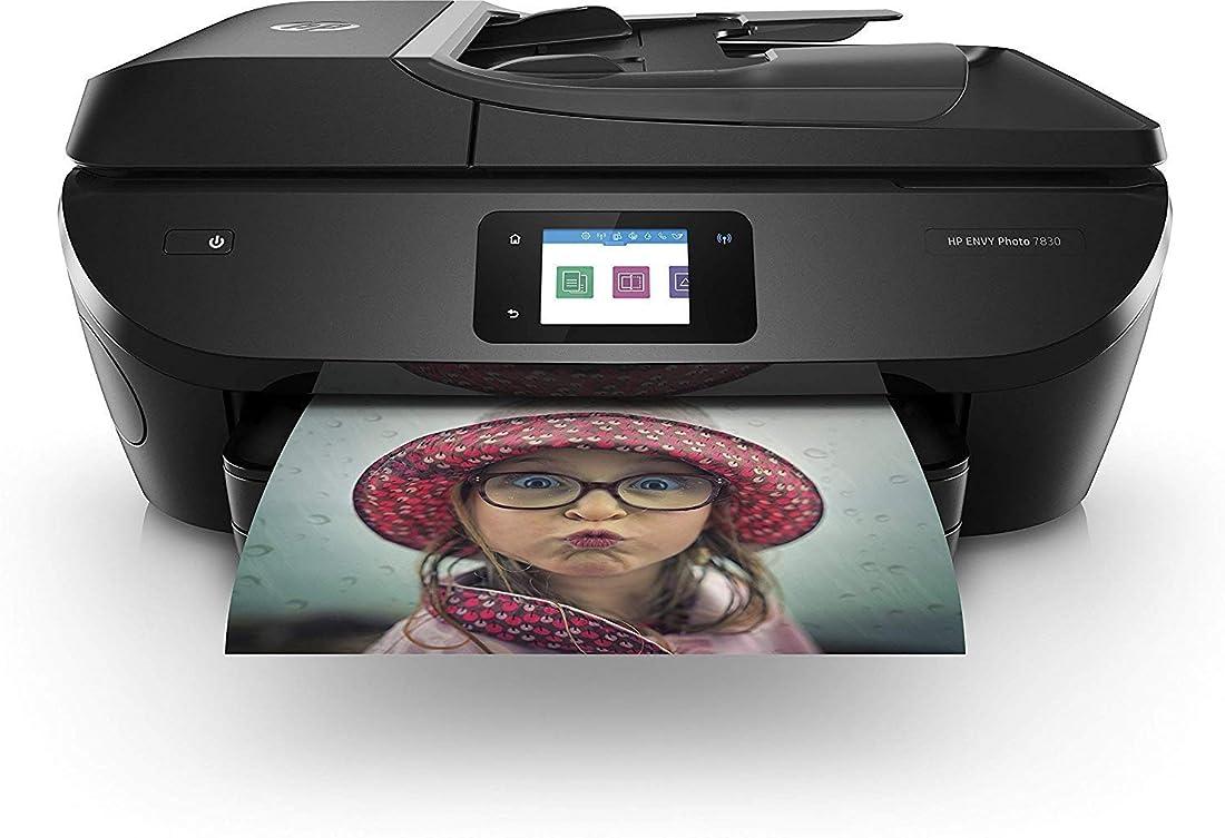 Stampante fotografica multifunzione inchiostroHP. stampa, scansione, copia, fax, wi-fi HP ENVY PHOTO 7830 Y0G50B#BHC