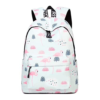 meilleures baskets 9bf60 c5098 Inwagui Grand Sac d Ecole College Primaire Fille Ado Sac Dos ...