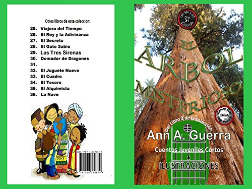 Arbol Misterioso (Los MIL y un DIAS Libro 3 nº 31) (Spanish Edition
