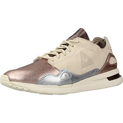 678ff4d2cb88 Sneaker Le Coq Sportif LCS R FLow Metallic  Amazon.co.uk  Shoes   Bags