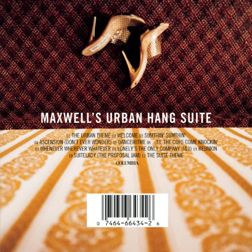 Maxwells Urban Hang Suite Maxwell