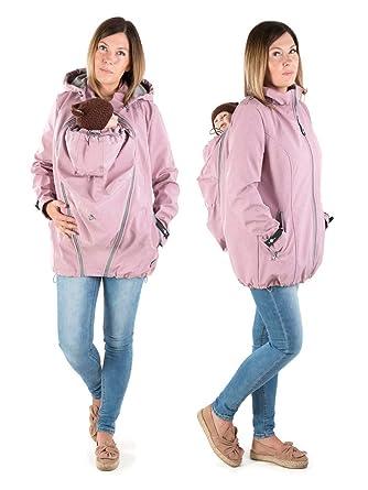 69c5e2179 FUN2BEMUM 3in1 Softshell Babywearing baby carrier jacket coat DUST ...
