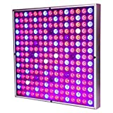 MAIICY LED Grow Lights 45W, UV IR LED Plant grow Lights 225 LEDs for Indoor Greenhouse Hydroponic Plants Growing and Flowering