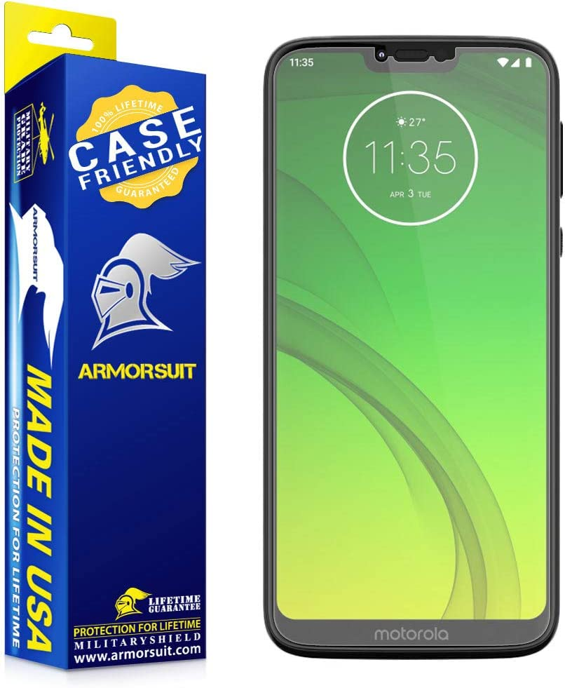 Strong Scratch Protection Matte and Anti-Glare upscreen Reflection Shield Matte Screen Protector for Motorola MC17 Multitouch Optimized