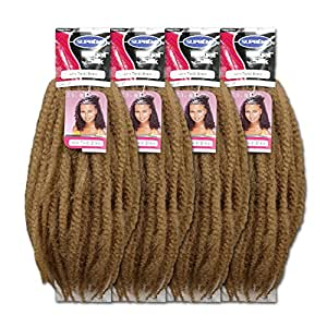 Amazon Com 4packs Deal Supreme Royal Silk Afro Twist