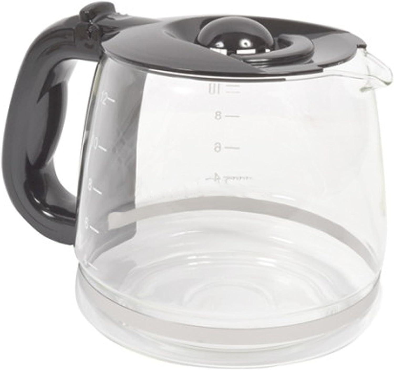 Spares2go - Jarra de cristal para cafetera Russell Hobbs 20135-56 ...
