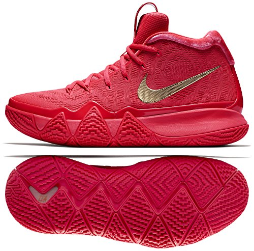 Kyrie Multicolore Red Gold Orbit Metallic 602 Basse da NIKE Ginnastica Uomo 4 Scarpe dqwd0pH