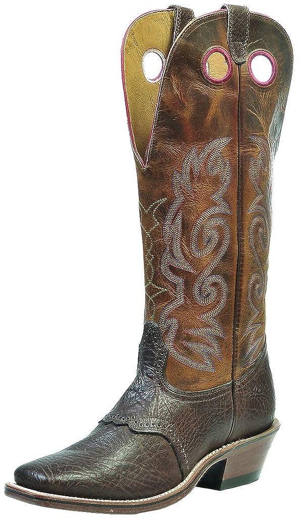 - Soul Rebel Stiefel Amerikanischen – Stiefel Western bo-0213 – 67-e (Fuß Normal) – Herren – Braun