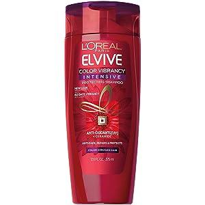 L'Oréal Paris Hair Expert Color Vibrancy Intensive Shampoo, 12.6 fl. oz. (Packaging May Vary)