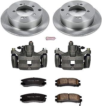 Bendix Premium Drum and Rotor PRT5356 Rear Brake Rotor