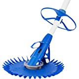 VIVOHOME Upgraded Automatic Inground Above Ground Suction Swimming Pool Sweeper Vacuum Cleaner with 14 2.62 ft Hoses…