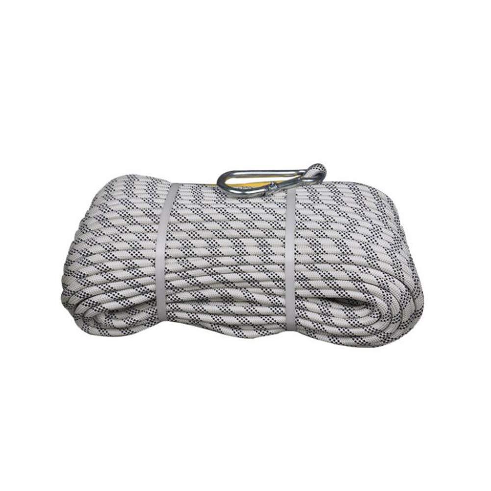 B 20m GYHHHM Corde de Corde de polypropylène Polyester tressé de 8mm, Corde Lourde avec la sûreté sûre et Durable,b,20m