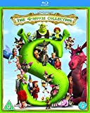 Shrek: The 4-Movie Collection [Blu-ray]