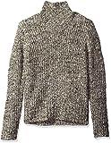 Calvin Klein Men's Shawl Neck Sweater, Bulrush Space D, Large
