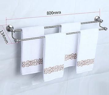 Daeou Handtuchhalter Edelstahl Badezimmer Handtuchhalter