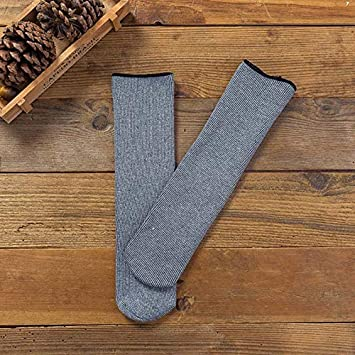 Lannmart 3 Pairs Womens Socks Glitter Girl Winter Snow Socks Warm Velvet Thicker Tube Socks Meias