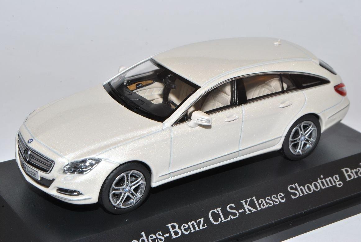 Norev Mercedes-Benz CLS 350 Shooting Shooting Shooting Brake Diamant Weiss X218 Coupe Kombi Ab 2011 1 43 Modell Auto mit individiuellem Wunschkennzeichen B00CH3Y2DO Fahrzeuge 8aebf4