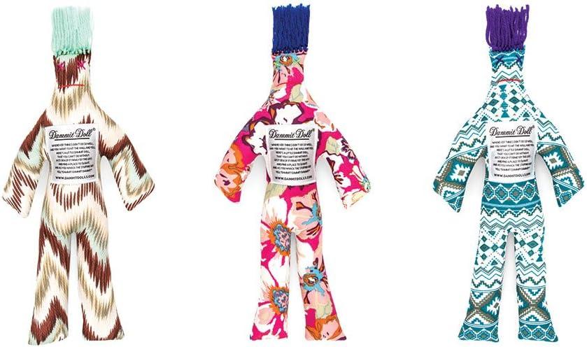 Dammit Doll - Ménage à Trois - Set of Three Random Stress Relief - Gag Gift