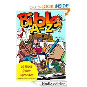 Bible A-Z. Illustrated Stories for Children Frank Naude