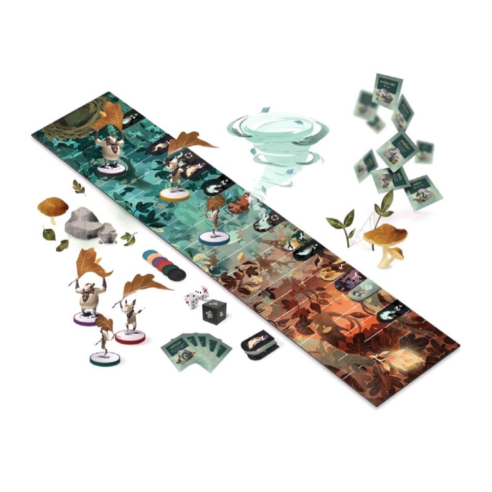 Asmodee Kiwetin Board Game