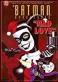 """Ata-Boy DC Comics Batman Adventures Harley Quinn """"Mad Love"""" 2.5"""" x 3.5"""" Magnet for Refrigerators and Lockers"""
