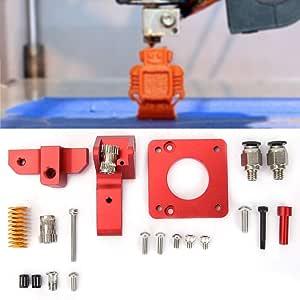 Tonysa Extrusora de Doble Engranaje para Impresora 3D, Accesorio ...