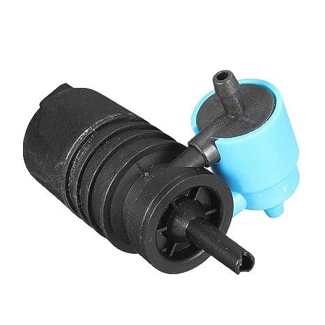 Provide The Best Frente Coche Parabrisas Trasero del Parabrisas Doble Salida de la Bomba Lavadora reemplazo
